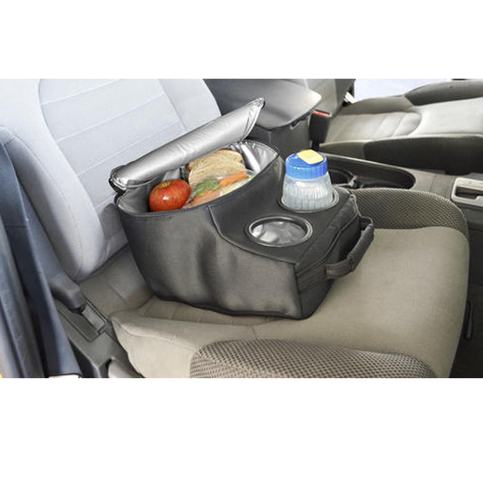 1 Body Glove Seat Console Cooler Car Truck Automotive Lunch Drink Holder Travel