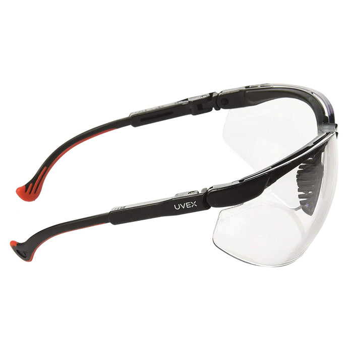 2 Pair Safety Glasses Clear Anti Fog Lens Work Eyewear Eye Protection ANSI Z87.1