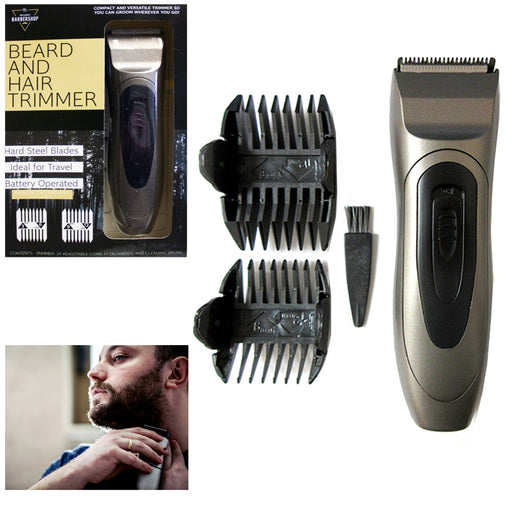 1 Hair Clippers Cordless Trimmer Battery Shaving Machine Cutting Barber Beard