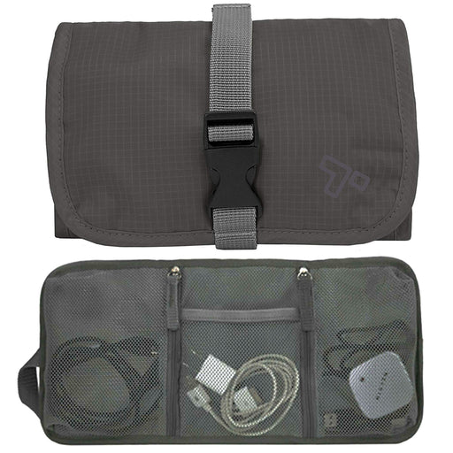 Travelon Electronics Organizer Travel Cable Accessories Case Charger Cord Gadget