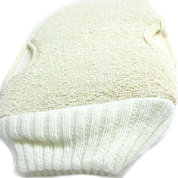 Exfoliating Bath Glove Stimulating Shower Sponge Cleansing Loofah Body Scrubber