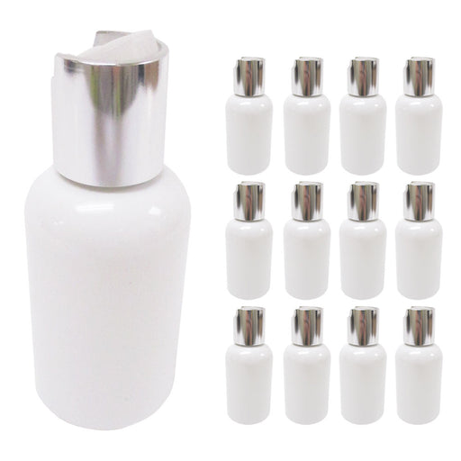 10 Pack Empty Bottles Refillable Soap Dispenser Hand Sanitizer Plastic Jar 2oz