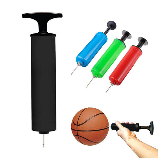 96 Wholesale Cycling Sports Ball Handheld Air Pump Volleyball Inflator W// Needle