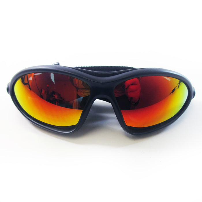 3 Sunglasses Sports Running Fishing Golf Driving Glasses Water Resistant Unisex