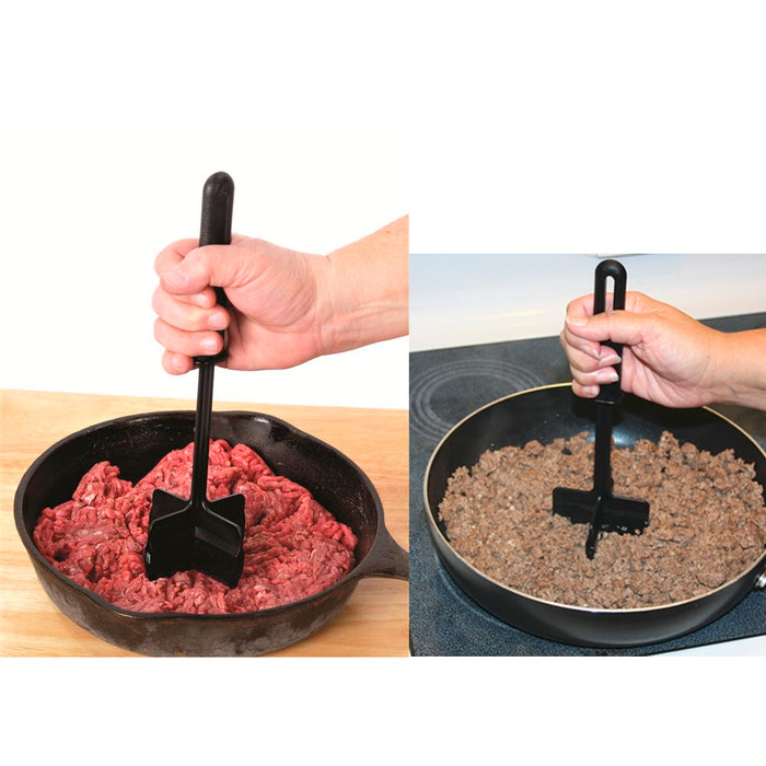 Chopstir Chops Ground Meat Vegetables Fruit Frozen Concentrate Cooking Tool Stir