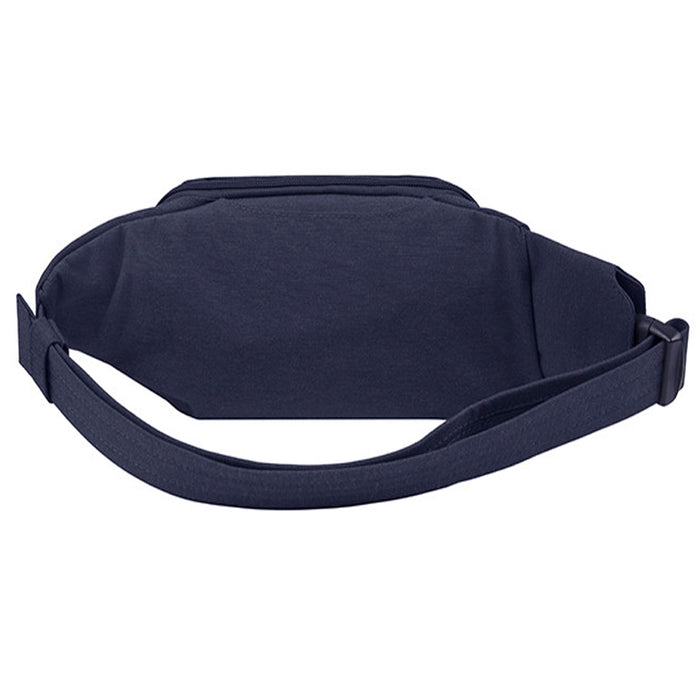 Travelon Anti Theft Fanny Pack RFID Blocking Waist Wallet Travel Bag Luxury Navy