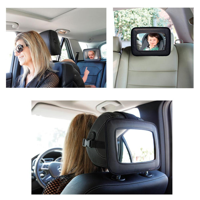 Dreambaby Mirror Back Seat Baby Rear Facing View Rearview Child Infant Car Seat
