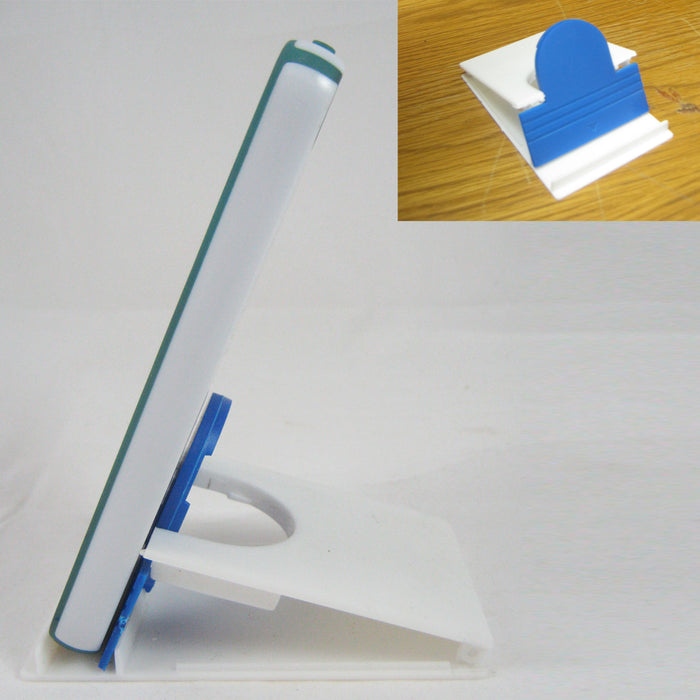 Phone Stand Universal Portable Collapsible Desk Folding Holder Smart Cell Mobile