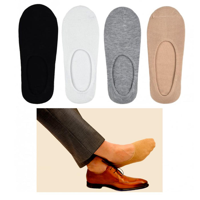 12 Pair Men Loafer Boat Invisible No Show Liner Low Cut Socks Ankle Footie 10-13