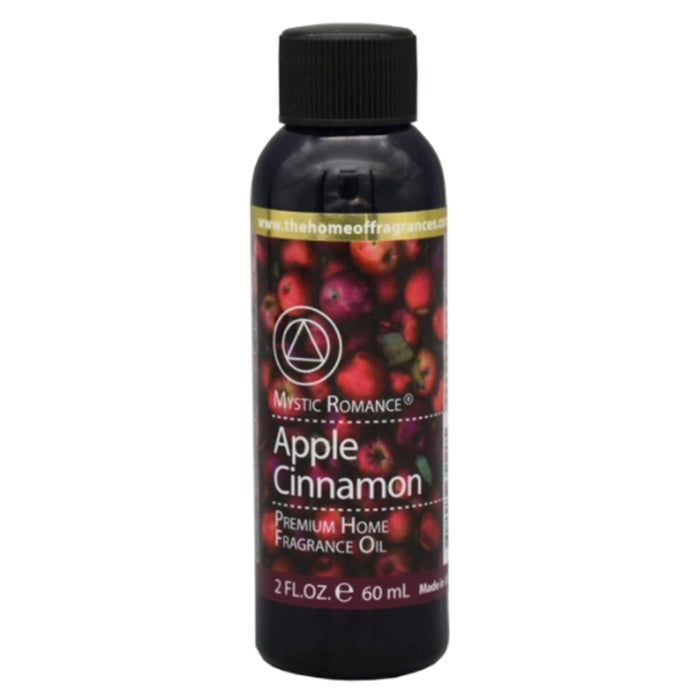 1 Pc Apple Cinnamon Fragrance Oil Burner Aromatherapy 2oz Air Diffuser Aroma