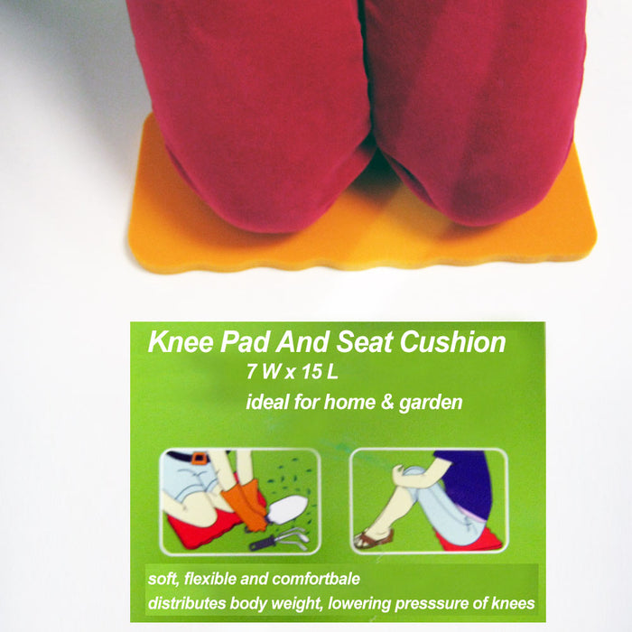 Kneeling Pads Set Of 4 Foam Knee Pads Seat Cushions School Gardening Home Garden