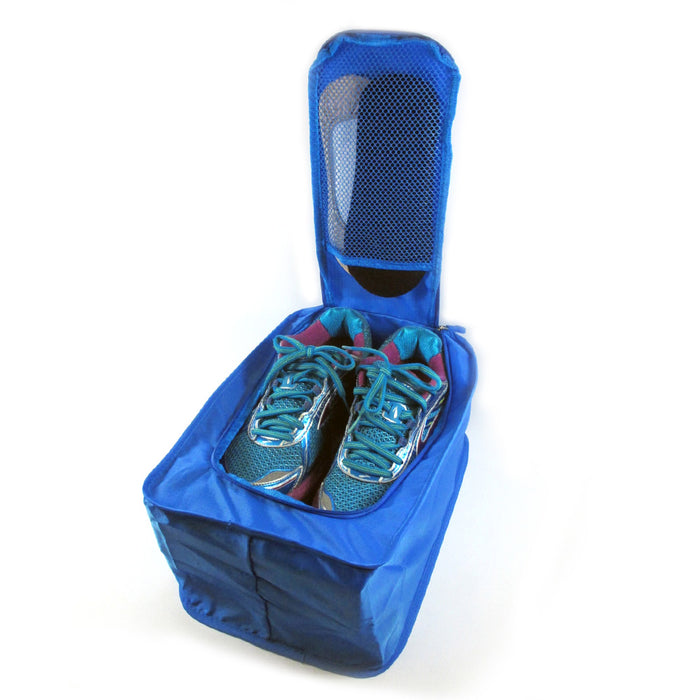 1 Portable Waterproof Shoe Bag Travel Tote Organizer Pouch Storage Case Luggage