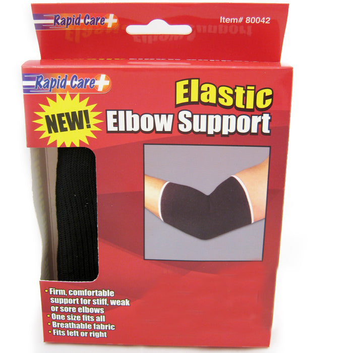 4 Pc Elbow Brace Support Elastic Sleeve Sports Medicine Compression Tennis Guard