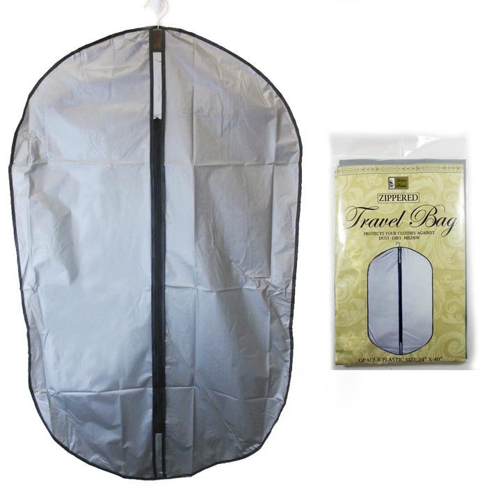 "2 Garment Storage Bag Protect 40"" Suit Cover Gown Bags Dress Storage Dust Travel"