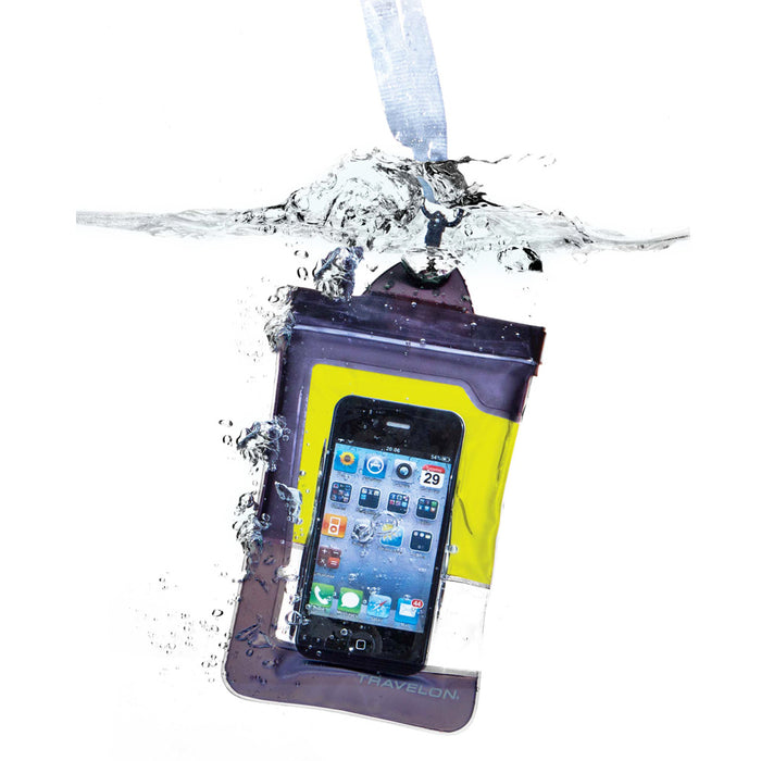 1Pc Waterproof Pouch Underwater Case Cover Dry Float Bag Cell Phone Touchscreen
