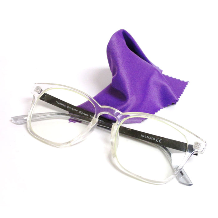 4 Eyewear Microfiber Cleaning Cloth Lens Screen Glasses Cell Phone Towel Cleaner