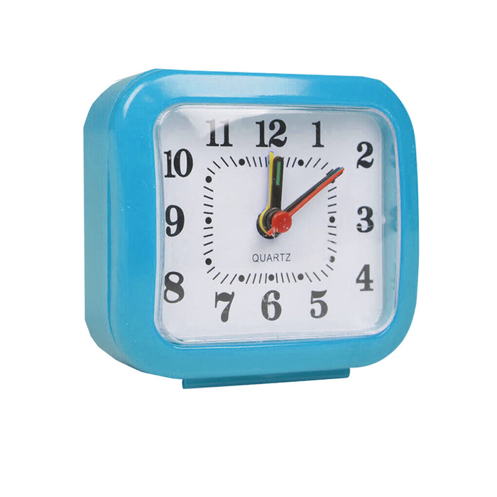 1 Analog Alarm Clock Vintage Retro Classic Bedroom Bedside Battery Operated Loud
