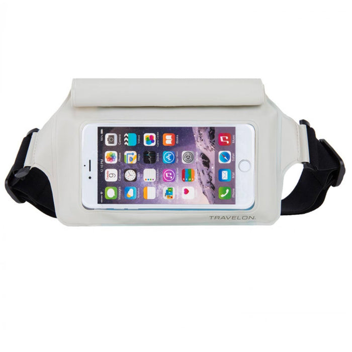 online store e29e5 20c03 Travelon Waterproof Waist Pouch Dry Bag Iphone Camera Smart Phone Wallet  Case !