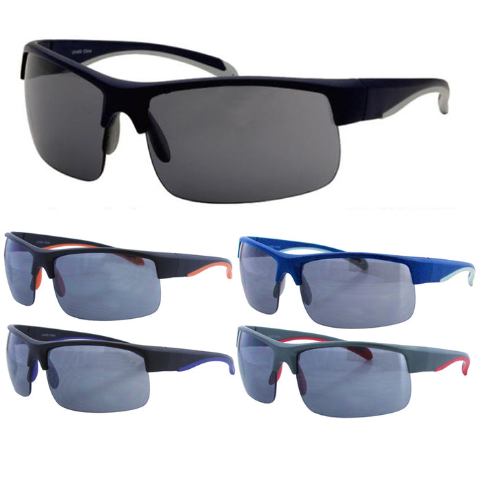 1 Men Sunglasses Polarized Cycling Glasses Casual Sports Outdoor UV400 Biking