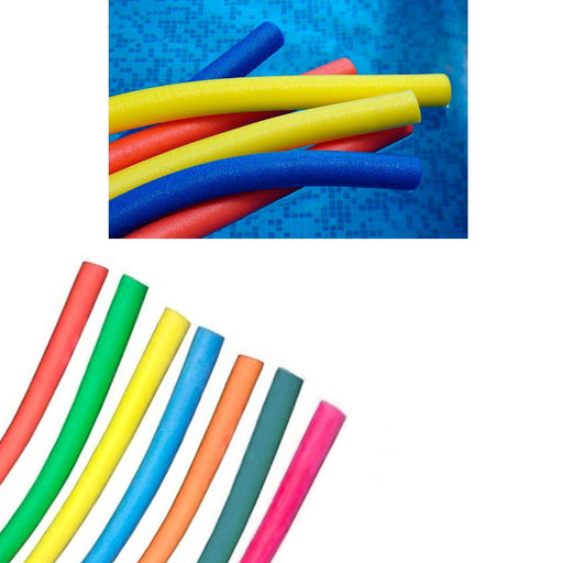 2 Swimming Floating Pool Foam Noodle Swim Noodles Water Float Floatie Crafts