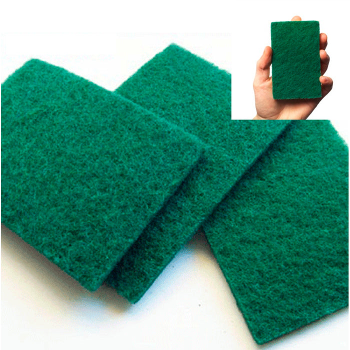 20 Ct Scouring Pads Medium Duty Kitchen Scour Scrub Cleanning Wholesale !