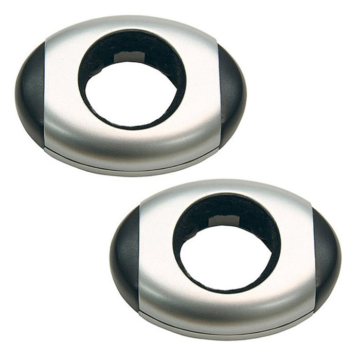 2pc Wine Bottle Collar Drip Ring Cap Drop Proof Foil Cutter Home Bar Accessories