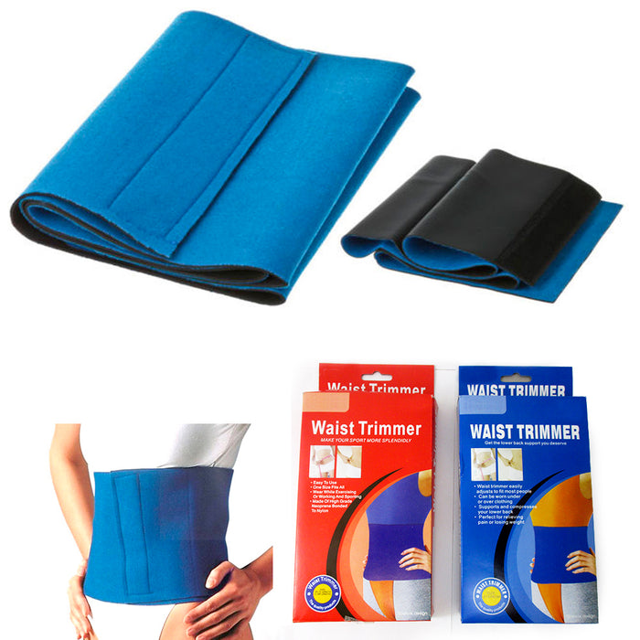 Body Shaper Tummy Trimmer Waist Cincher Shapewear Girdle Corset Slimming Belt !!