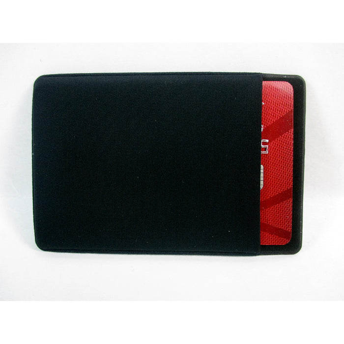 Ultra Thin Wallet Sleeve Front Pocket Credit Card ID Money Holder Slim Travel
