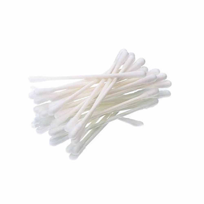 2200 Ct Cotton Swabs Double Tipped Applicator Q Tip Clean Ear Wax Makeup Remover