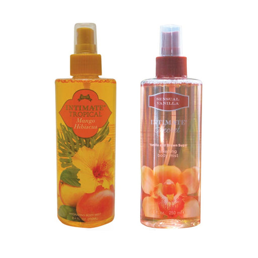 1 Body Spray Mist Splash Bath Fine Fragrance Deodorize Perfume Scent Splash 8 Oz