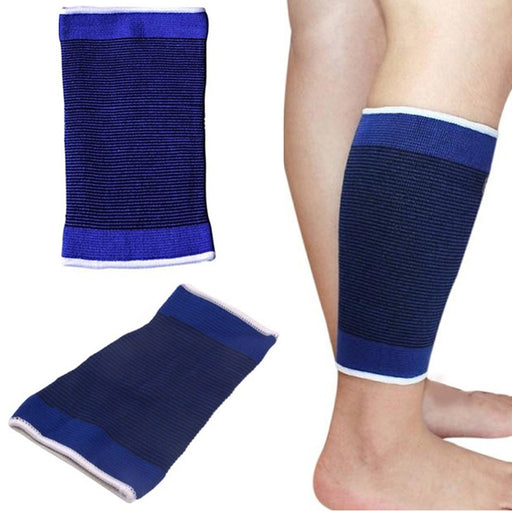 Running Compression Sleeve Socks Shin Splint Support Wrap Elastic Band New Brace