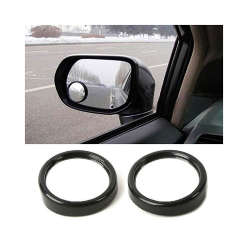 2 Pcs Blind Spot Mirror Universal Wide Angle Convex Rear Side View Car Truck 2""