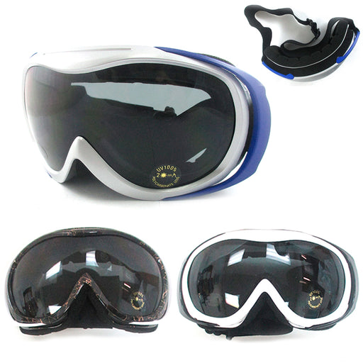 Ski Snowboard Goggles Anti Fog Dust Proof Motorcycle Lens Frame Sunglasses SAVE!