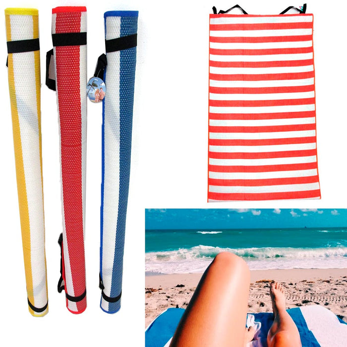 1 Beach Mat Blanket Waterproof Outdoor Camping Picnic Mildew Resistant