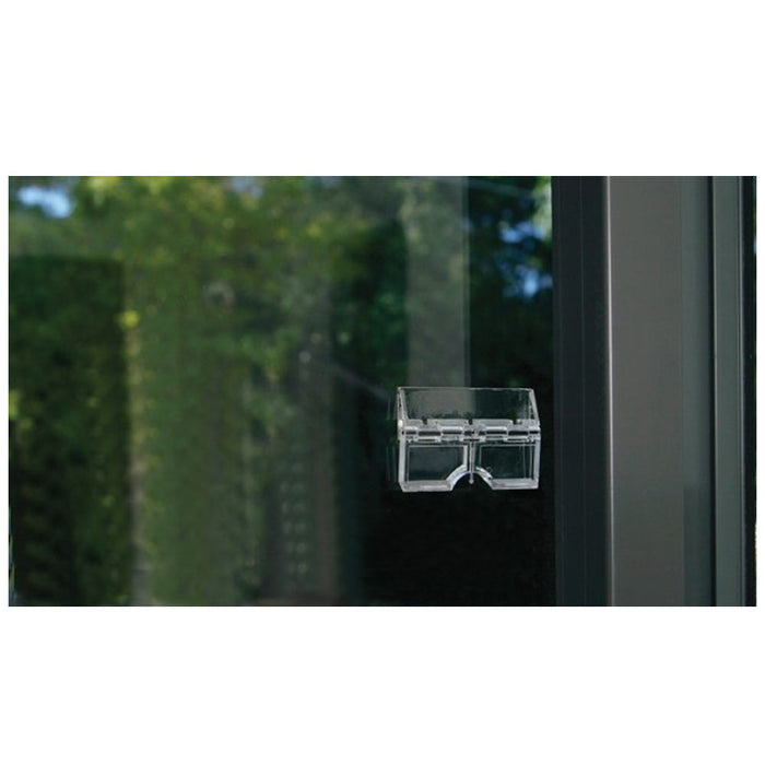 2 Dreambaby Sliding Door Window Locks Gate Glass Stops Blocks Guard Kids Safety