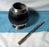 ARGENTINA MATE GOURD YERBA TEA CUP W/STRAW BOMBILLA KIT WEIGHT LOSS DRINK 0045
