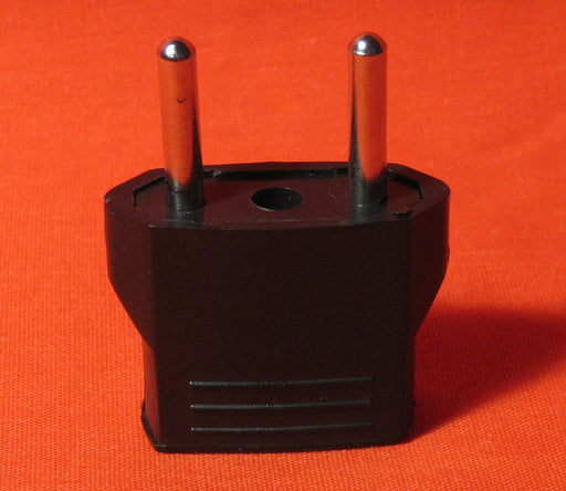 Power Converter Plug Adapter Travel USA Europe Convert US To Eu Charger Outlet