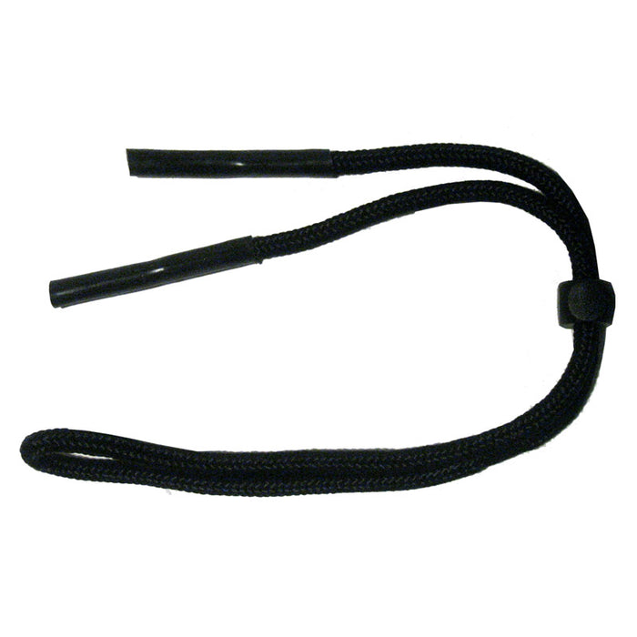 Lot Of 5 Black Sunglass Neck Strap Eyeglass Cord Lanyard Holder Nylon Retainer !