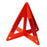 1 Emergency Warning Triangle Auto Car Breakdown Red Reflective Safety Road Sign