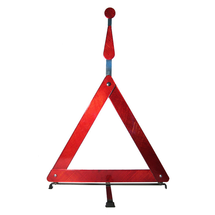 Emergency Road Safety Triangle Car Truck Warning Sign Reflective Breakdown Park