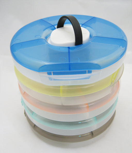 25 in 1 Plastic Storage Container Set Jewelry Beads Findings Craft Parts Box New