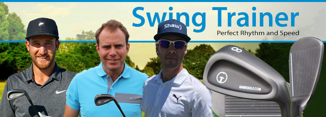 Gabe Golf Swing Trainer with Gabriel Hjertstedt and Kevin Chappell