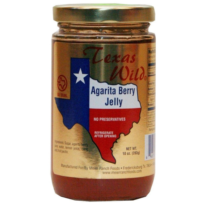 Agarita Berry Jelly 10oz. by Texas Wild