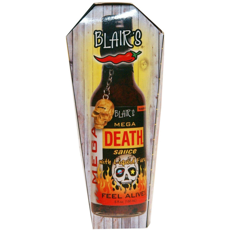 Blair's Mega Death Hot Sauce 5oz.