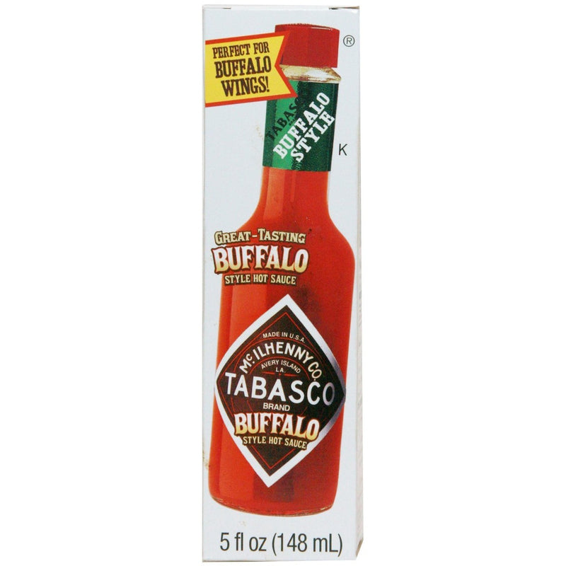 Buffalo Style Hot Sauce by Tabasco 5oz