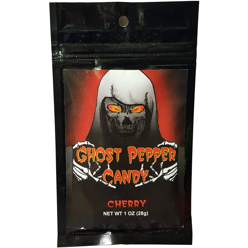 Ghost Pepper Candy Cherry 1 oz.