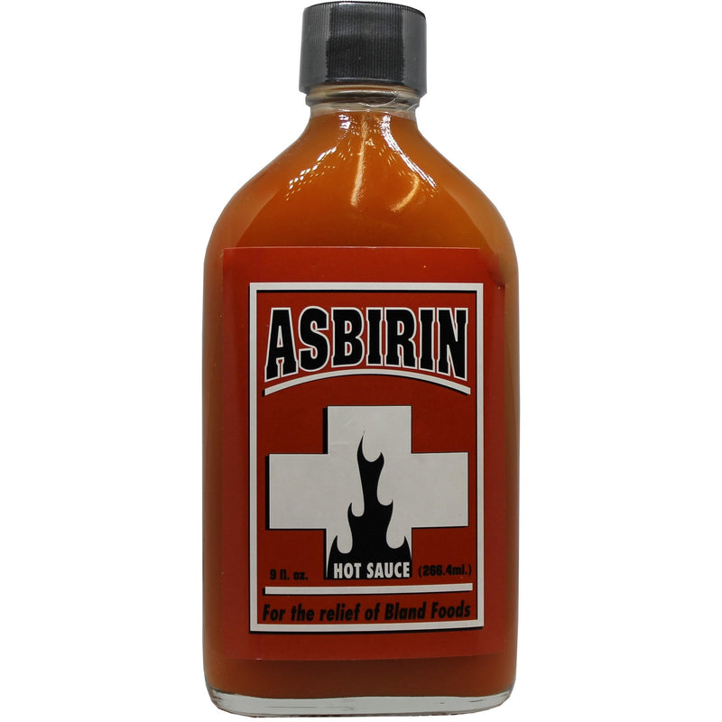 Asbirin Hot Sauce 5.9oz.