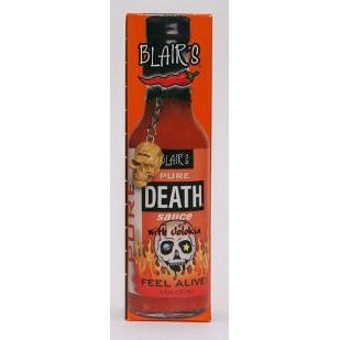 Blair's Pure Death Sauce with Jolokia 5oz.