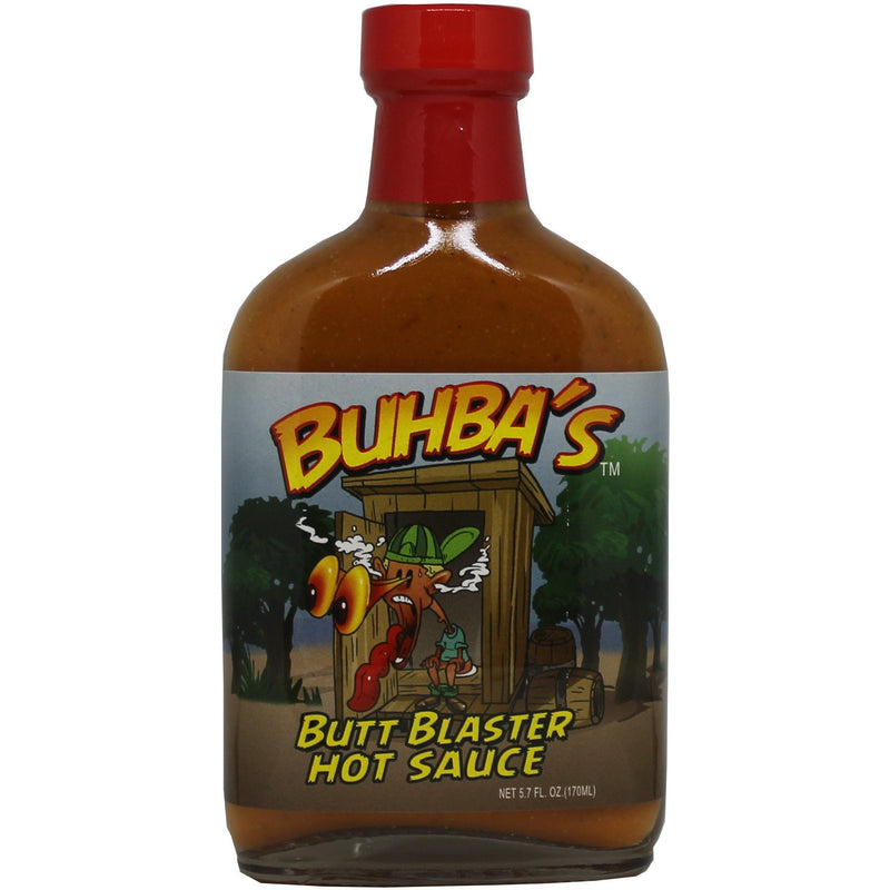 Bubba's Butt Blaster Hot Sauce 5oz.