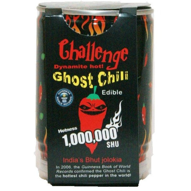 Challenge Ghost Plant in a Can
